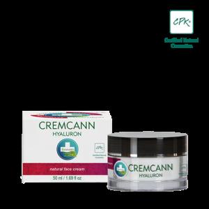 Annabis cremcann hyaluron natural face cream